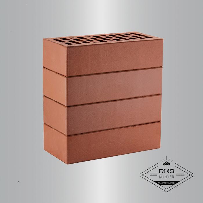 Кирпич облицовочный ЛСР, коричневый, гладкий, 1НФ в Калуге